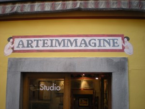 Arteimmagine sign