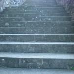 Steps to Duomo