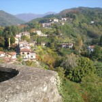 View from Barga