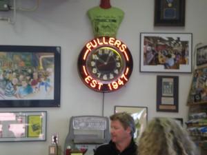 Fuller's Clock