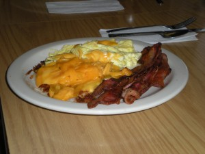Fuller's big-ass bacon