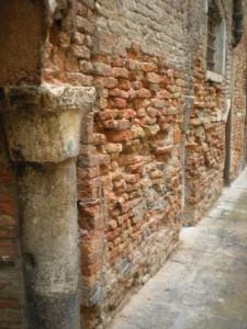 Columns in Venice
