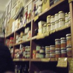 Wall of honey