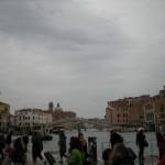 Last view of Venice