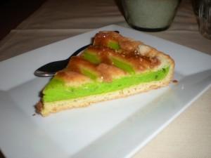 Pistachio torta