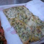 Pizza gouda