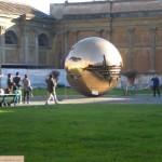 Vatican globe