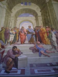 Raphael's arch
