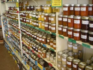 Preserves at Mr. Ed's