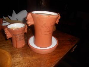 Beaker Coffee Mug Pyrex